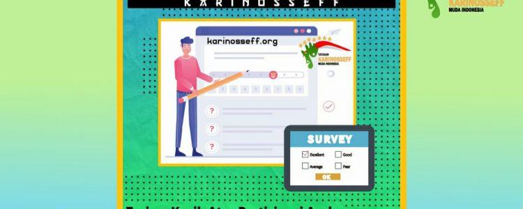 Ayo Berikan Saran untuk Karinosseff !