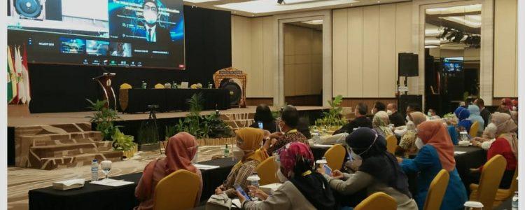 "Program Pascasarjana Universitas PGRI Palembang Gelar Seminar Pendidikan Internasional Bertemakan ""Innovative, Collaborative, Planning Research, to Face Digital Education Transformation"" (Senin, 25 Januari 2021)"
